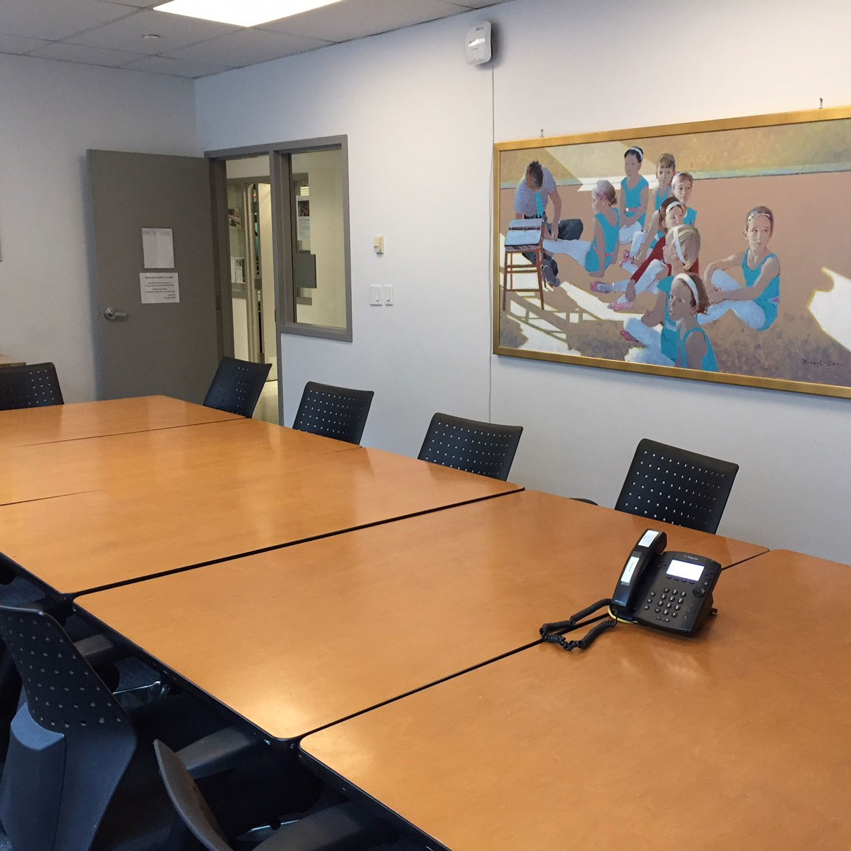 Scotiabank Dance Centre board room