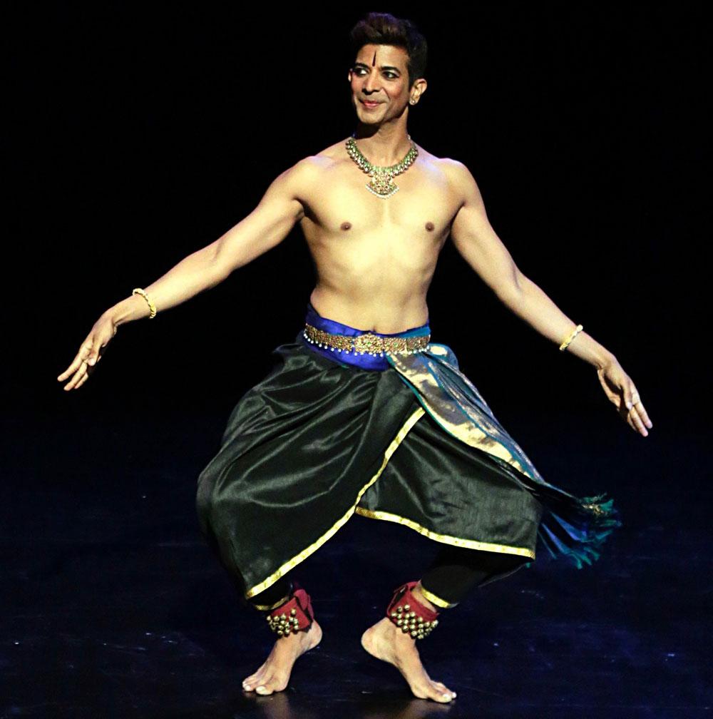 Sujit Vaidya performs