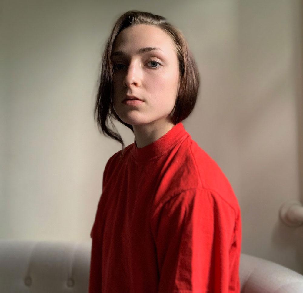 Portrait of dance artist Jenna Berlyn